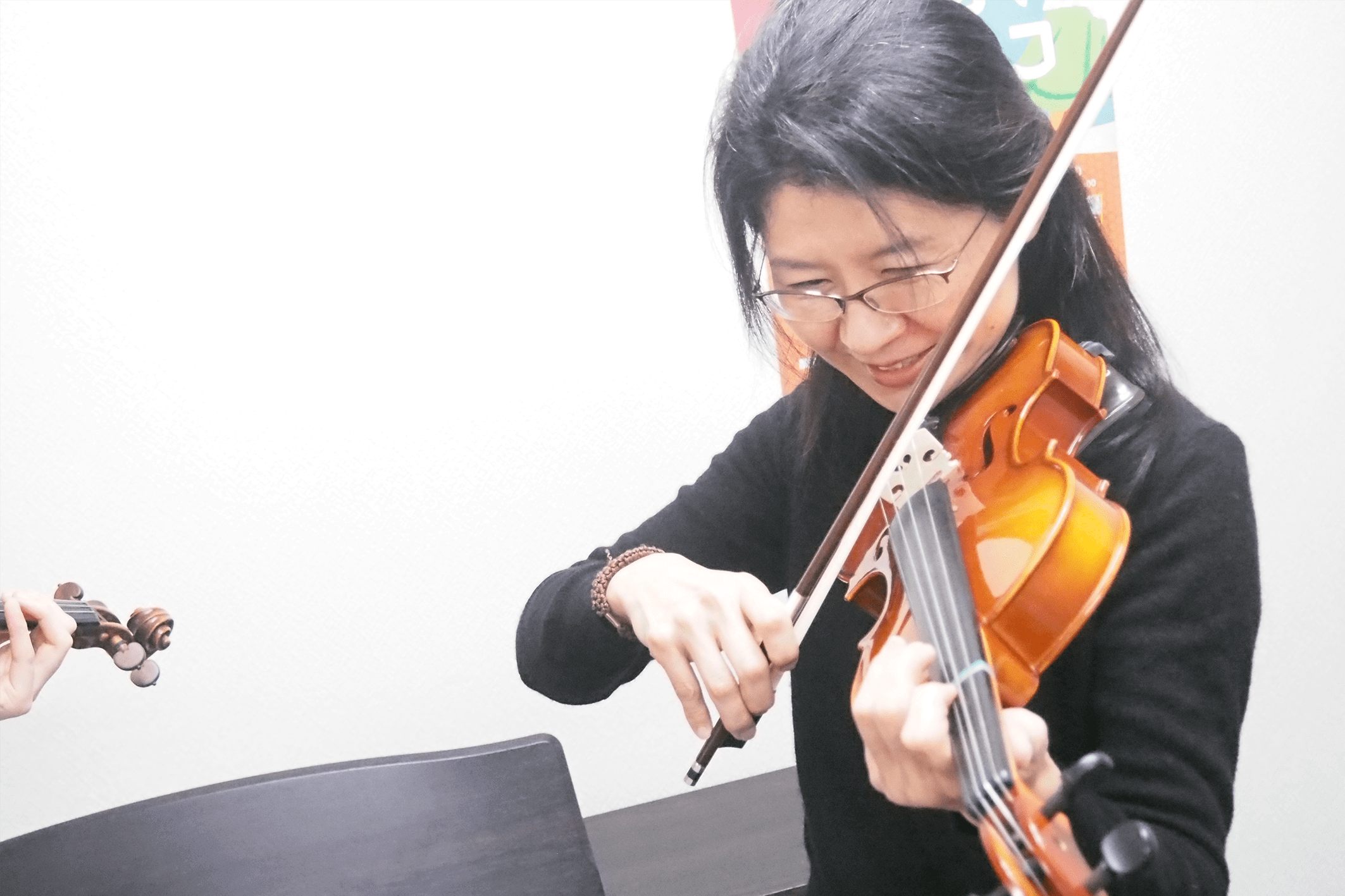 +Musicバイオリンレッスン