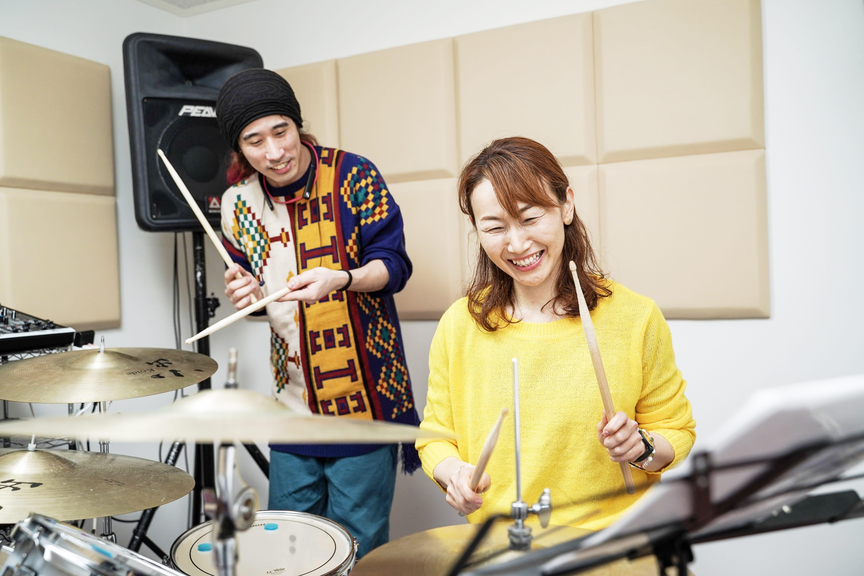 +Musicドラム・パーカッションレッスン