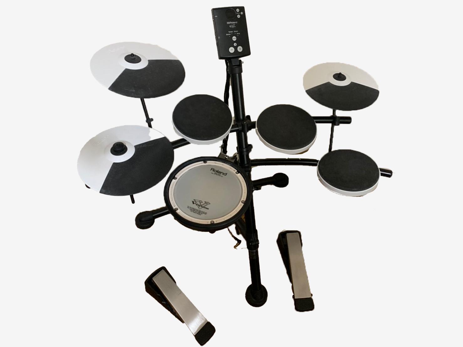電子ドラム TD-1K V-Drums コンパクト