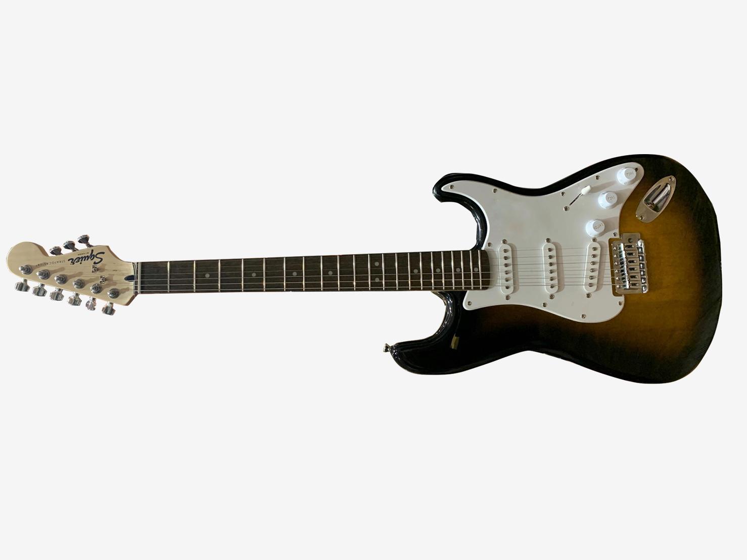 エレキギター Affinity ST(SQUIER)